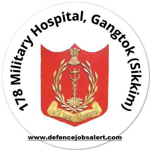 178 Military Hospital Recruitment