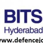 BITS Pilani Hyderabad Recruitment 2021 - Research Associate Post