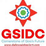 GSIDC Recruitment 2021 Govt Jobs In Goa State Infrastructure Development Corporation Limited