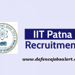 IIT Patna Recruitment 2021 -Apply For JRF Vacancies