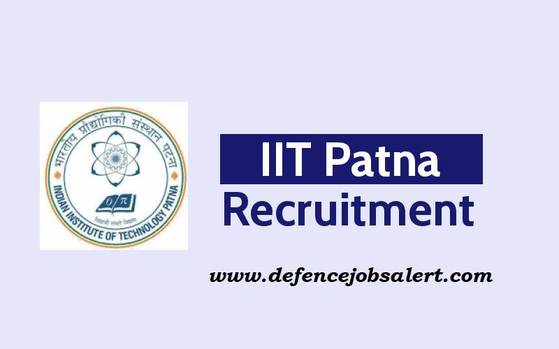 IIT Patna Recruitment