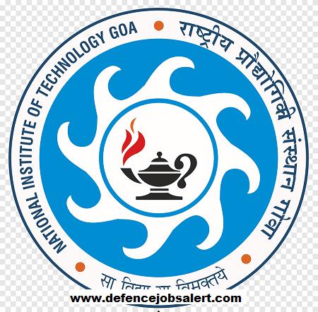 NIT Goa Recruitment