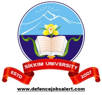 Sikkim University Recruitment