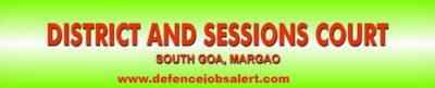 South Goa District Court Recruitment