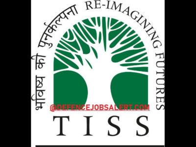 TISS Maharashtra Recruitment