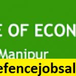 DES Manipur Recruitment 2021 - Latest Jobs Notification In Directorate of Economics and Statistics