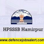 HPSSSB Recruitment 2020 - Latest Jobs Notification In Himachal Pradesh Subordinate Service Selection Board