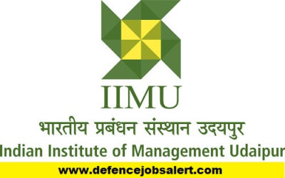 IIM Udaipur Recruitment