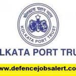 Kolkata Port Trust Recruitment 2020 - Latest Jobs Notification In Kolkata Port Trust