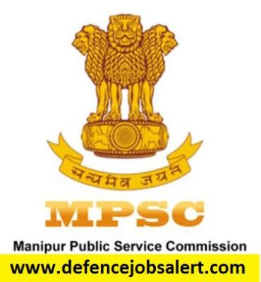 MPSC Manipur Recruitment