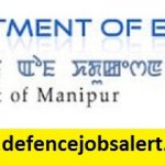 Manipur Education Department Recruitment