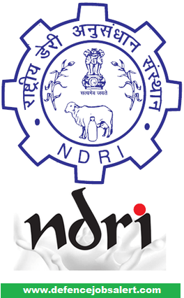 NDRI Recruitment