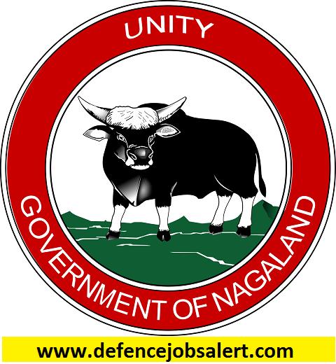 Nagaland Govt Recruitment