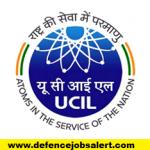UCIL Recruitment 2020 - Latest Jobs Notification In Uranium Corporation of India Limited