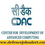 CDAC Thiruvananthapuram Recruitment 2021 Apply Online For Project Manager, Project Assistant & Project Technician Posts
