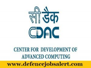 CDAC Thiruvananthapuram Recruitment
