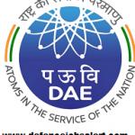 Department of Atomic Energy Recruitment 2021 - Latest Jobs Notification In Department of Atomic Energy