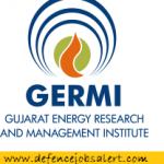 GERMI Recruitment 2021 Govt Jobs In Gujarat Energy Research Management Institute