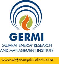 GERMI Recruitment