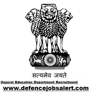 Gujarat Education Department Recruitment