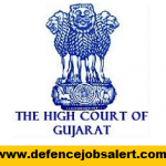 Gujarat High Court Recruitment 2021 - 09 English Stenographer Grade-II Vacancies