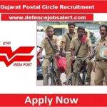 Gujarat Postal Circle Recruitment 2021 - Latest Jobs Notification In Gujarat Postal Circle