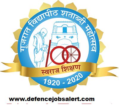 Gujarat-Vidyapith-Recruitment