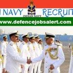 Indian Navy Tradesman Recruitment 2021 - Apply Online For 1159 Vacancies