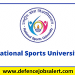 National Sports University Recruitment 2021 - Latest Jobs Notification In University Of National Sports