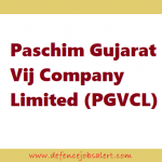 PGVCL Recruitment 2021 - Latest Jobs Notification In Paschim Gujarat Vij Company Ltd