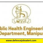 PHED Manipur Recruitment
