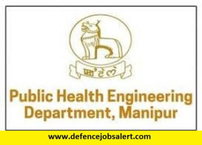 PHED Manipur Recruitment