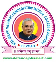 ABV Homoeopathic Medical College Recruitment