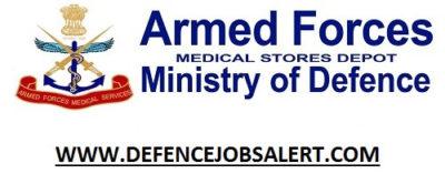 AFMSD Pune Recruitment