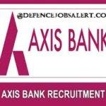 Axis Bank Jobs