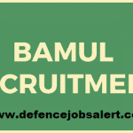 BAMUL Recruitment 2021 Apply Online For Assistant Manager, Technical Officer, Accountant & Various Vacancies