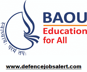 BAOU Recruitment