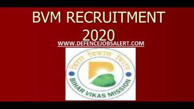 BVM Recruitment