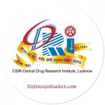 CDRI Recruitment 2021   Govt Jobs In Central Drug Research Institute