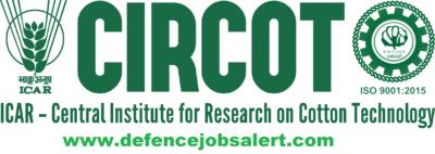 CIRCOT Mumbai Recruitment