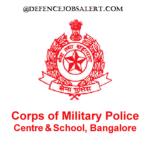 CMP Centre and School Bangalore Recruitment 2021 - Upcoming Govt Jobs