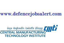 CMTI Recruitment