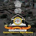 Central Ordnance Depot Mumbai Recruitment 2021 | Govt Jobs In Central Ordnance Depot Mumbai