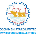Cochin Shipyard Limited Kerala Recruitment 2021 | 05 Faculty, Instructor, Officer-in-Charge New Jobs
