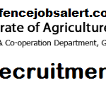 DAG Gujarat Recruitment 2021 - Latest Jobs Notification In Director of Agriculture