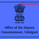 DC Udalguri Recruitment 2021 - Apply For Junior Assistant Vacancy