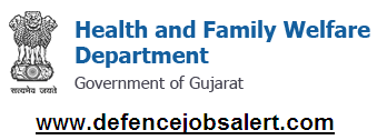 DHFW Gujarat Recruitment