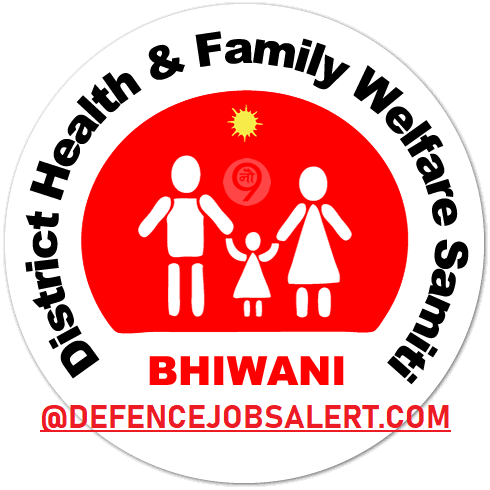 DHFWS Bhiwani Recruitment