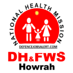 DHFWS Howrah Recruitment