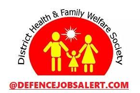 DHFWS Jind Recruitment